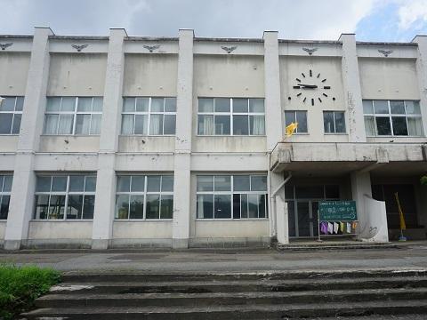 旧沖田面小学校