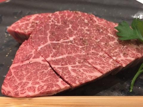 佐賀牛ステーキ
