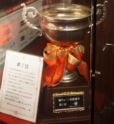 麺チェーン店総選挙