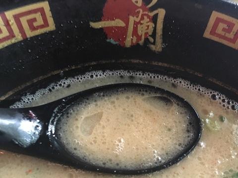 天然とんこつスープ