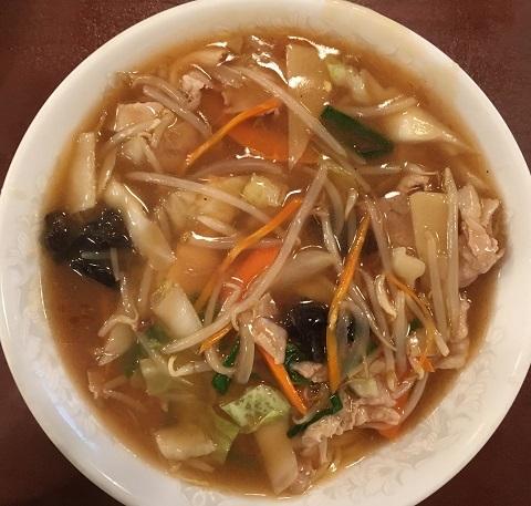チャーラー麺