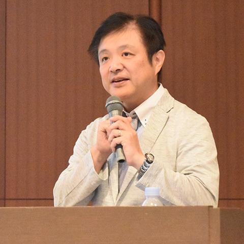 岡田誠氏(茨城大学理学部地球環境科学領域教授)