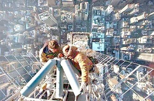 想像を絶する凄い仕事をしている人たちの風景の写真の数々!!の画像(21枚目)