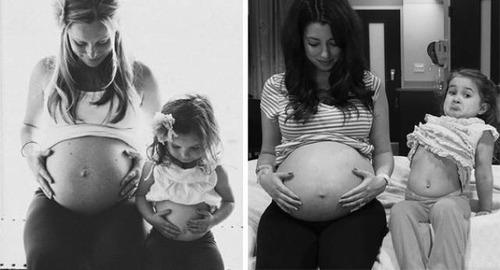 赤ちゃんとの記念撮影の理想と現実の画像(7枚目)