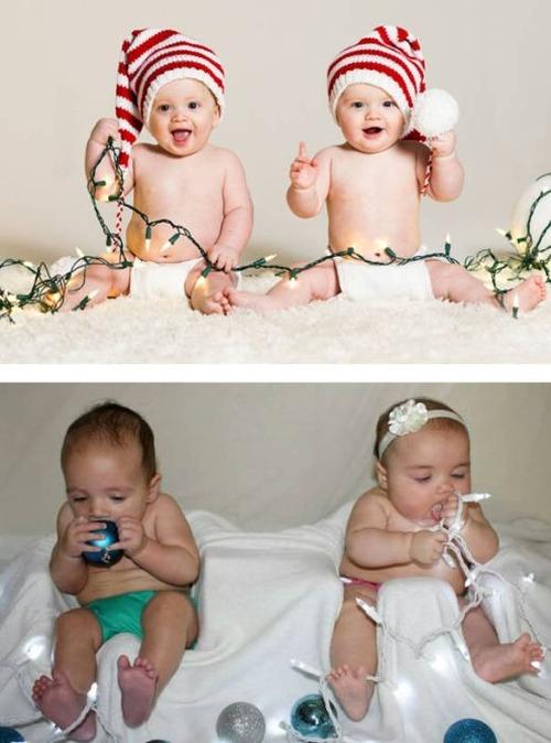 赤ちゃんとの記念撮影の理想と現実の画像(12枚目)