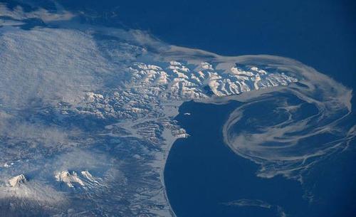 宇宙飛行士しか見ることが出来ない地球の絶景の画像の数々!!の画像(6枚目)