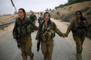 可愛いけどたくましい!イスラエルの女性兵士の画像の数々!!の画像(60枚目)
