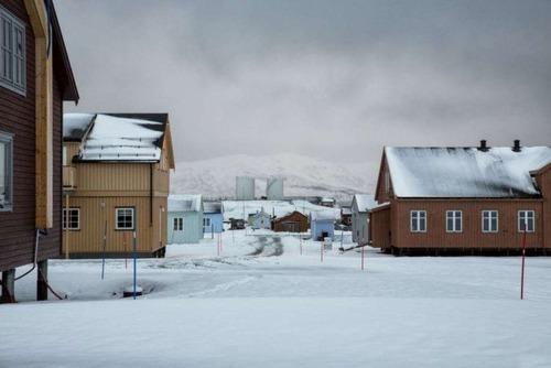 ほぼ世界の最北!極寒の村の風景の画像の数々!!の画像(8枚目)