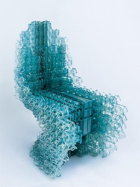 3Dプリンターで作った椅子02