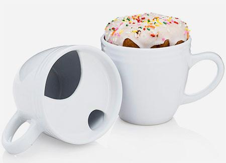 ドーナツが冷めにくくなるコーヒーカップの画像(4枚目)