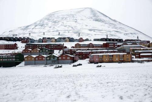 ほぼ世界の最北!極寒の村の風景の画像の数々!!の画像(7枚目)