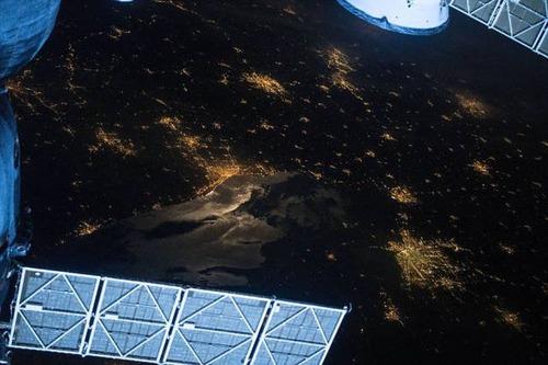 宇宙飛行士しか見ることが出来ない地球の絶景の画像の数々!!の画像(41枚目)
