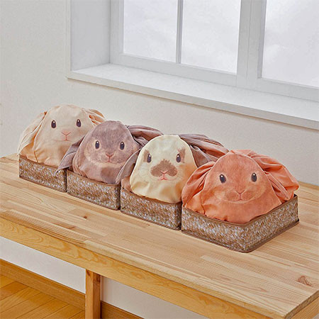 ウサギになる風呂敷の画像(9枚目)