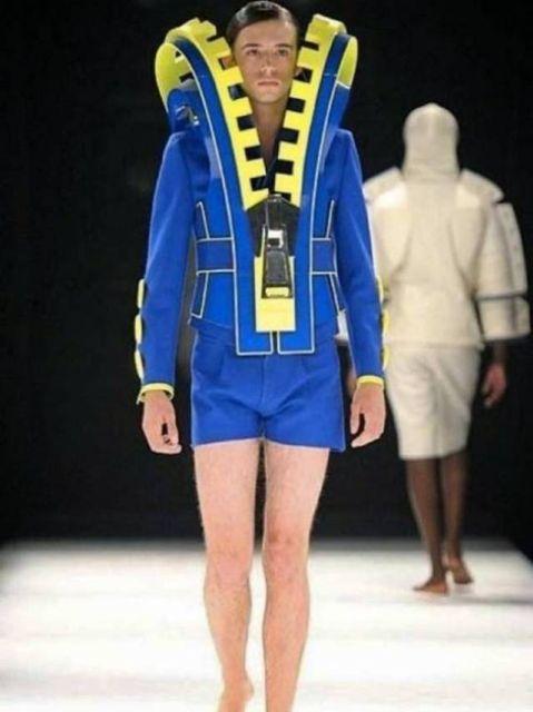 ちょっと面白いファッションの画像(19枚目)