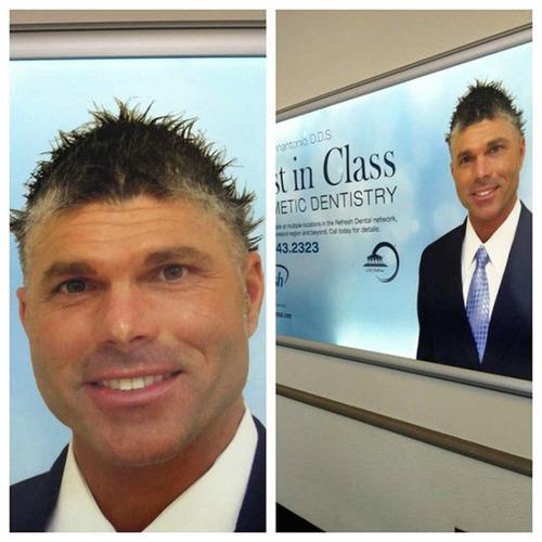 ちょっと斬新過ぎるにも程がある髪型の人たちの画像の数々!!の画像(10枚目)