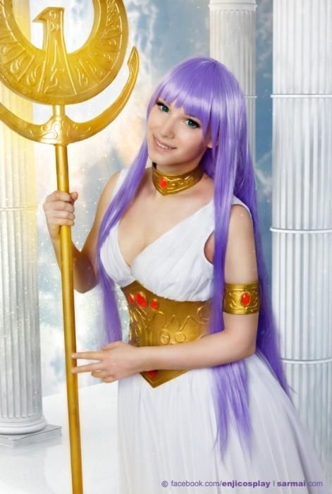 本当に超美人の海外の女の子(Enji Night)のコスプレーヤーのコスプレの画像の数々!!の画像(11枚目)
