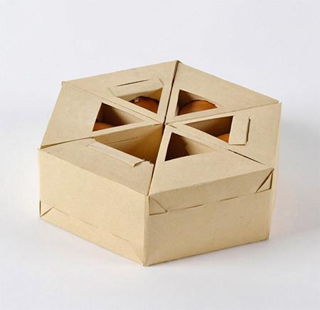 紙を使ったタマゴのパッケージ03