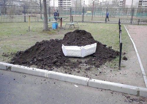 【画像】ロシアなら当たり前!ちょっと信じられないロシアの日常風景wwの画像(7枚目)