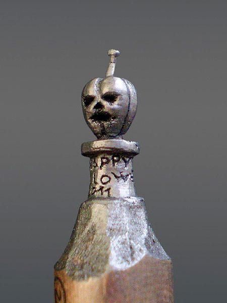 新作!?鉛筆の芯で作る彫刻が凄いwwwの画像(13枚目)