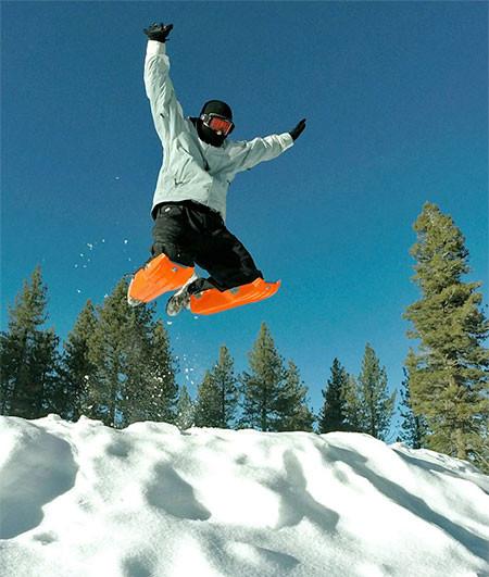 走って!跳んで!滑れる!新感覚のソリ「SLED LEGS」が楽しそうwwwの画像(9枚目)