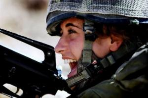 可愛いけどたくましい!イスラエルの女性兵士の画像の数々!!の画像(73枚目)