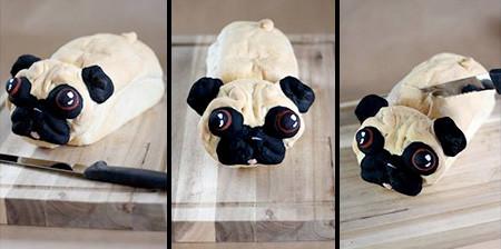 食べるのが可哀そうになる!可愛くてちょっとリアルな動物パンの画像の数々!!の画像(1枚目)