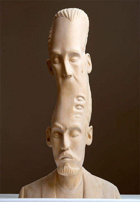 映像のノイズを再現!ちょっと不気味な彫像の画像の数々!!の画像(14枚目)