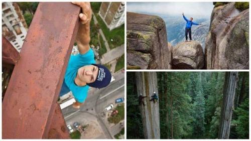 高くて怖い!!高所での怖すぎる記念写真の数々!!の画像(42枚目)