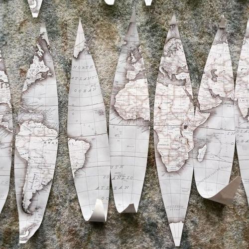 もはや芸術!手作りの地球儀「アトモスフェア」の製作風景が凄い!!の画像(6枚目)