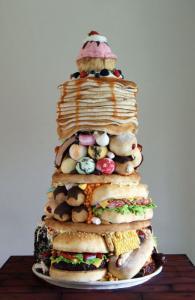 【画像】素晴らしすぎて食欲は起きないアートなケーキが凄い!!の画像(29枚目)