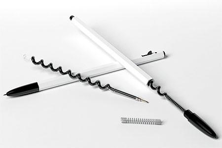 【画像】いつもより2倍長持ちするボールペン!!の画像(5枚目)
