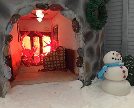 【画像】内装まで作りこまれたお菓子の家が凄い!!の画像(11枚目)