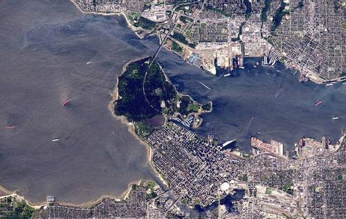 宇宙飛行士しか見ることが出来ない地球の絶景の画像の数々!!の画像(29枚目)
