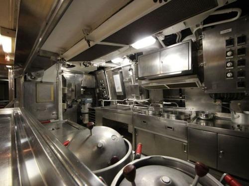 原子力潜水艦の内部の画像(30枚目)