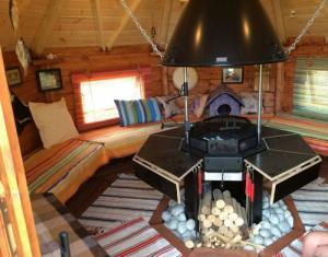より完璧なバーベキューをするための小屋がカワイイwwwの画像(3枚目)