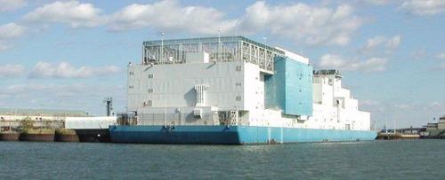 海に浮かぶ島のような監獄の画像(6枚目)