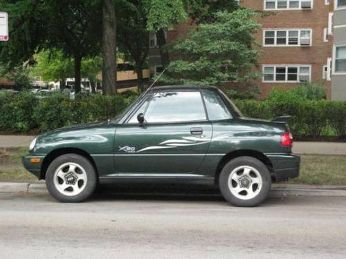 変ったデザインの自動車の画像(27枚目)
