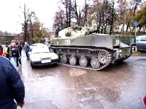 戦車が事故の画像(23枚目)