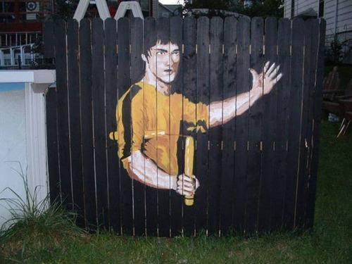 面白いちょっと魅力的な塀や柵をしている家の画像の数々!!の画像(6枚目)