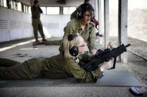 可愛いけどたくましい!イスラエルの女性兵士の画像の数々!!の画像(85枚目)