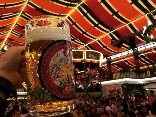 ビールの祭典「オクトーバーフェスト」の画像(14枚目)