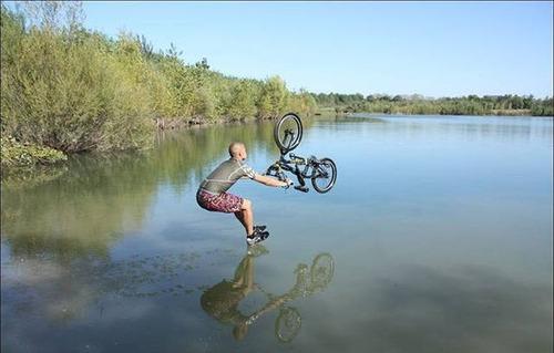 自転車にまつわるちょっと面白ネタ画像の数々!!の画像(9枚目)