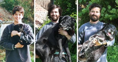 犬の成長の画像(1枚目)