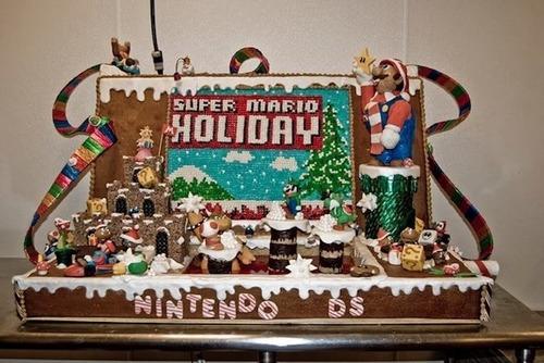 【画像】お菓子でできた家やジオラマが凄い!!の画像(7枚目)