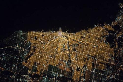 宇宙飛行士しか見ることが出来ない地球の絶景の画像の数々!!の画像(22枚目)