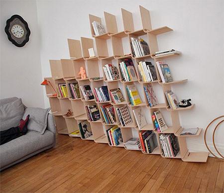 どんどん増やしてどんどん減らせる!超便利そうな本棚が凄い!!の画像(9枚目)