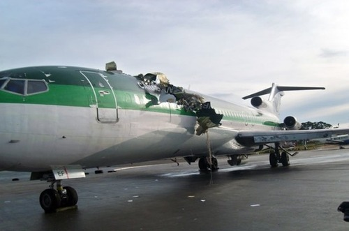 事故=大惨事!笑えるか笑えないか微妙な飛行機事故の画像の数々!!の画像(24枚目)
