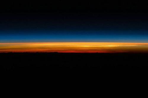 宇宙飛行士しか見ることが出来ない地球の絶景の画像の数々!!の画像(14枚目)