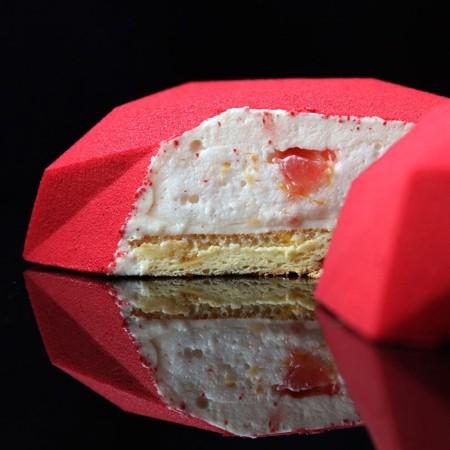 幾何学模様の不思議なケーキ13