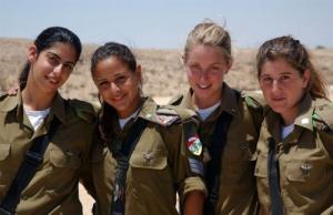 可愛いけどたくましい!イスラエルの女性兵士の画像の数々!!の画像(79枚目)